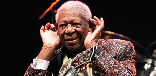Morre B.B. King, lenda do blues americano, aos 89 anos