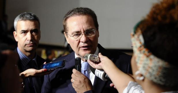 Renan Calheiros reunirá governadores para definir agenda federativa
