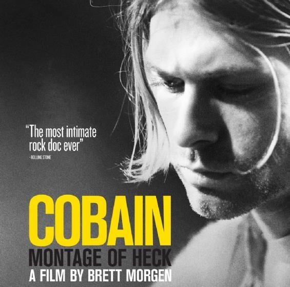 Ingressos para documentário sobre Kurt Cobain estão à venda