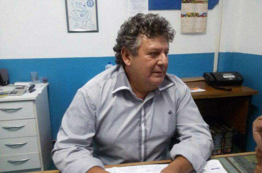 Jair Galvão é apresentado como novo treinador do Glória