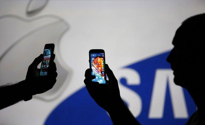 Samsung pode pagar até 548 milhões de dólares à Apple