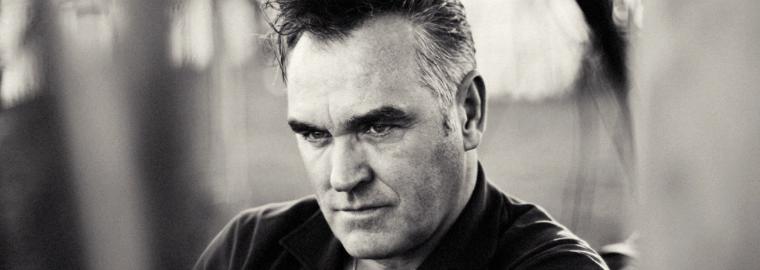 Morrissey vem ao Brasil em novembro