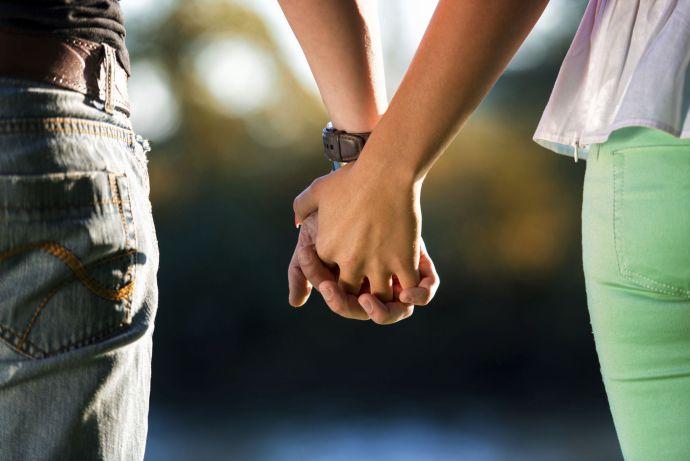 O segredo de um casamento feliz? Quando o homem se exercita