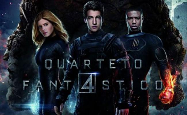 'Quarteto Fantástico' não agrada estúdio e pode trocar de diretor