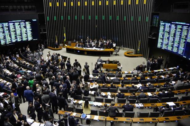 Câmara rejeita financiamento de campanha por pessoa jurídica
