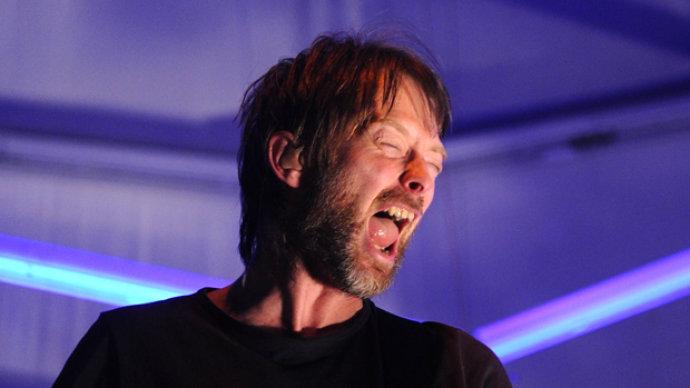 Thom Yorke cria nova música — de 18 dias de duração