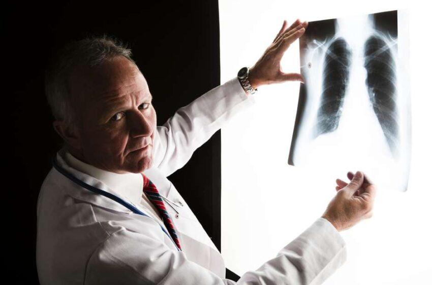 Medicamento experimental reduz difícil tumor de pulmão