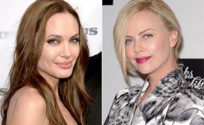 Charlize Theron e Angelina Jolie juntas em 'Capitã Marvel'?