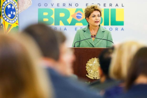 Reunião de Dilma e ministros define concessões