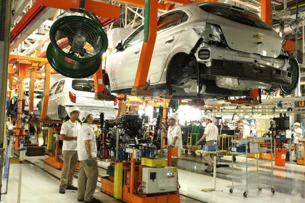 GM suspende produção por duas semanas em Gravataí