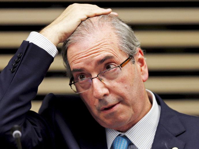 Cunha sobe tom contra PT e diz que seria melhor fim da aliança com o PMDB