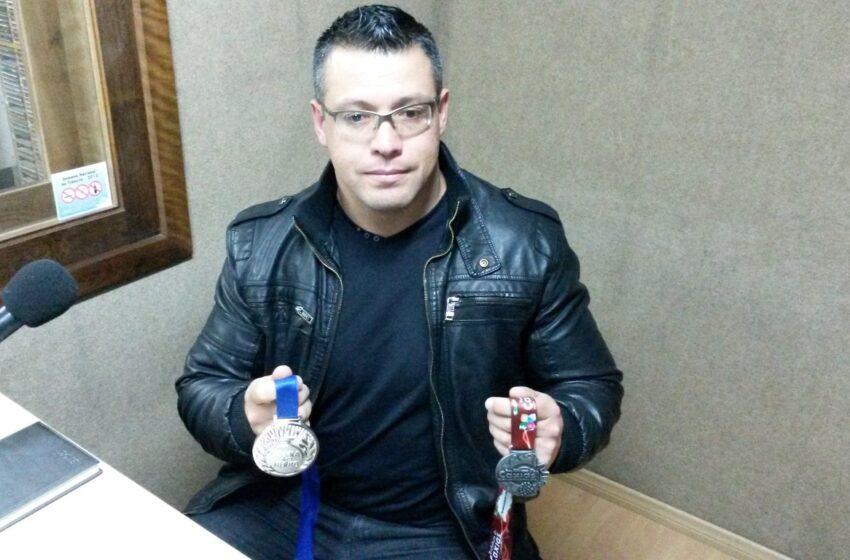 Vacariano é vice- Campeão Brasileiro de Luta de Braço