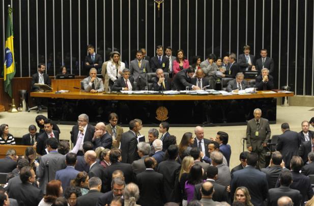 Câmara aprova projeto da redução da maioridade penal