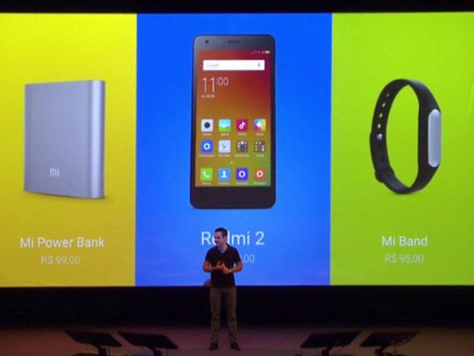 Xiaomi divulga primeiros produtos comercializados no Brasil