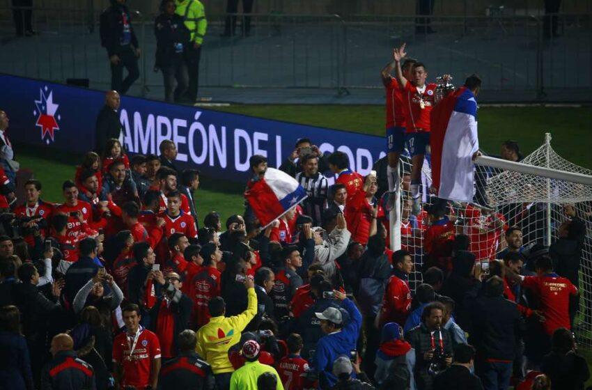 Nos pênaltis, Chile bate a Argentina e conquista a Copa América em casa