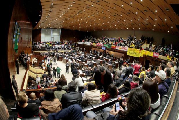 Após longa sessão, deputados aprovam Lei de Diretrizes Orçamentárias