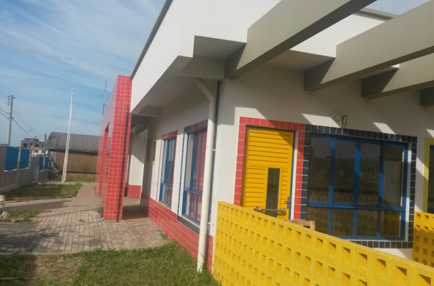 Escola de educação infantil inaugura em agosto
