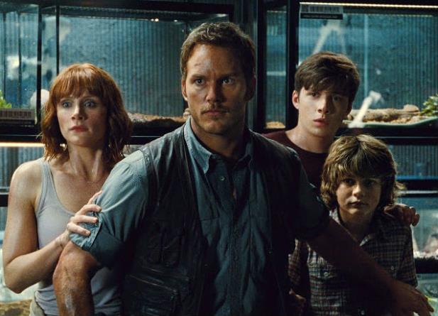 """""""Jurassic World"""" é o terceiro filme com maior bilheteria da história do cinema"""