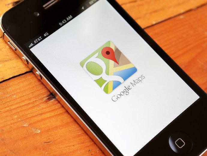 O Google Maps vai registrar todos os seus passos