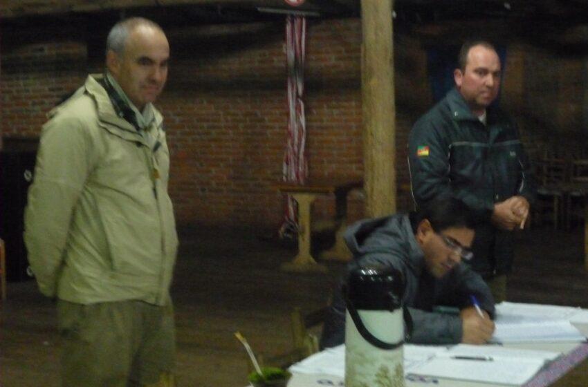 Reunião da Semana Farroupilha no Rancho serviu para definir mais detalhes sobre o evento tradicionalista