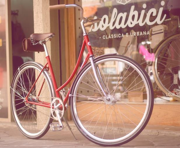 Bicicletas ganham ar retrô por encomenda e sob medida