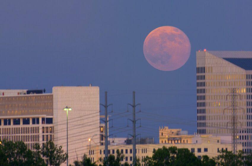 Lua cheia deste domingo deve ser a mais bonita dos próximos 20 anos