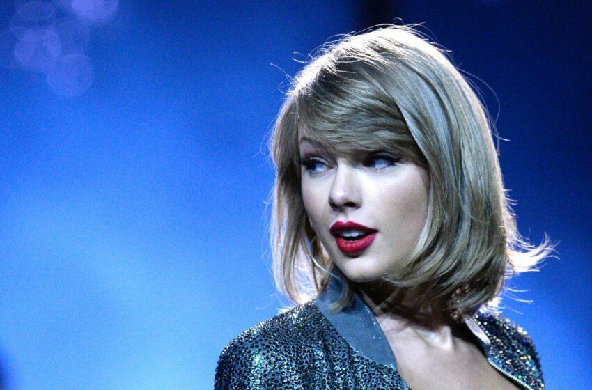 Taylor Swift lidera indicações do American Music Award