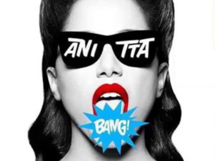 Anitta mira – e acerta – em pop alegre e vibrante em novo CD