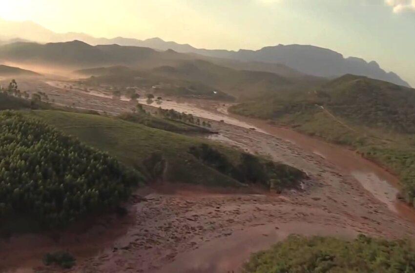 Samarco fecha acordo que prevê R$ 1 bilhão para reparar danos