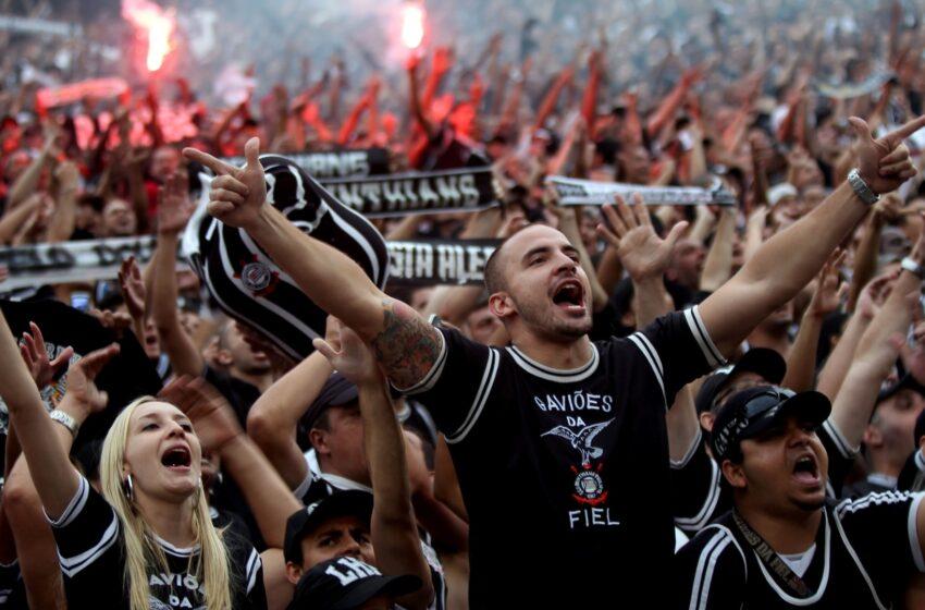Corinthians conquista o seu sexto título do Brasileirão