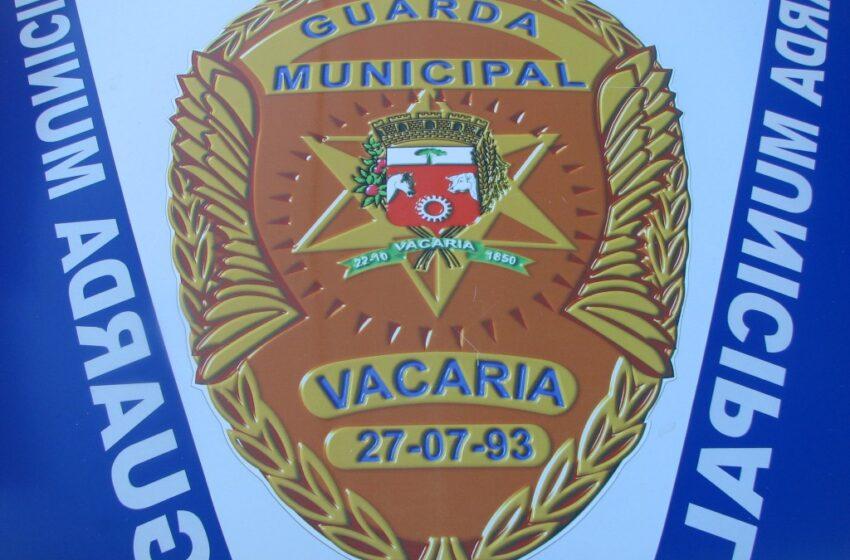 Fiscalização da Guarda Municipal e Polícia Rodoviária Federal