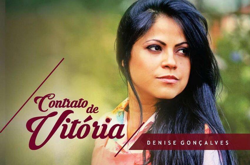 Neste sábado a cantora Denise lança 2º CD em Show Musical Gospel na Igreja Assembleia de DEUS