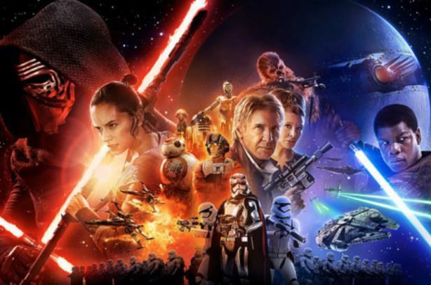 """Novo """"Star Wars"""" supera US$ 1 bilhão de arrecadação em tempo recorde"""