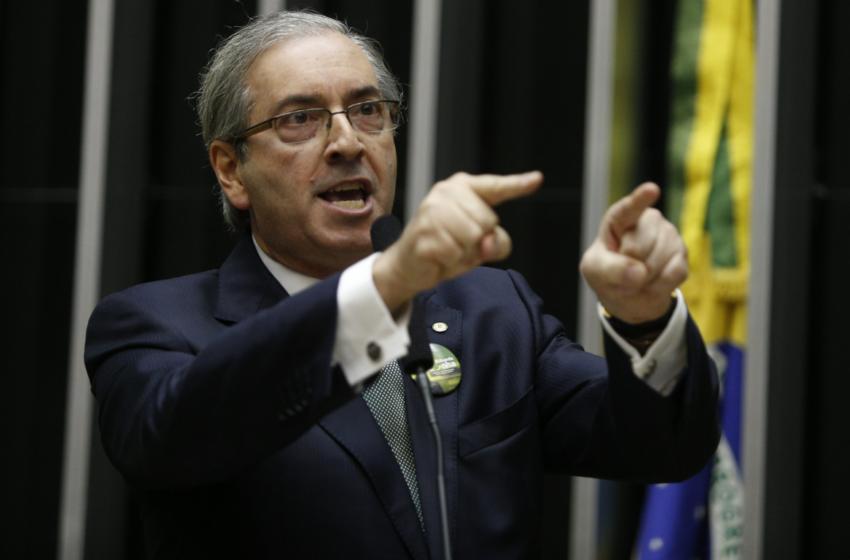 Câmara deve finalizar processo de impeachment até o fim de março, diz Cunha