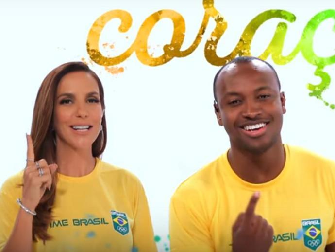 Time Brasil lança música para a Olimpíada do Rio