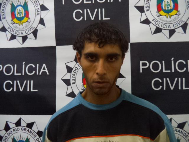 Homem que praticou homicídio encomendado em Bom Jesus é preso em Vacaria