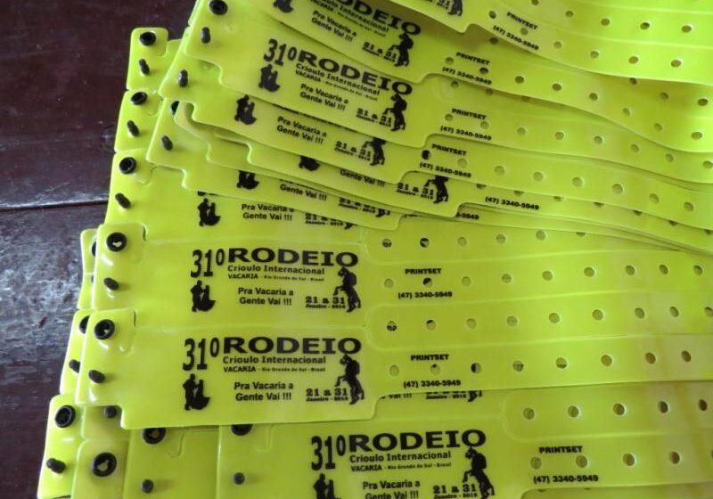Ingressos para o acesso ao 31º Rodeio Crioulo Internacional já estão sendo comercializados.