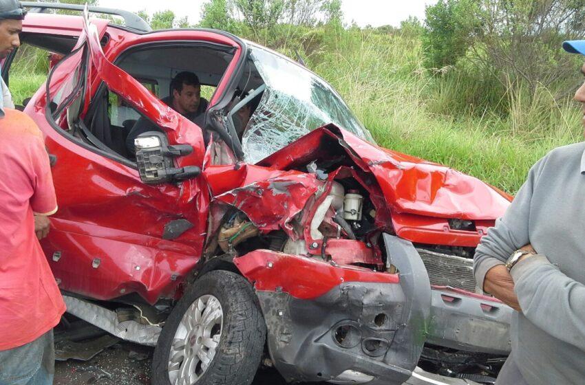Colisão frontal faz mais uma vítima fatal na BR – 285 em Muitos Capões