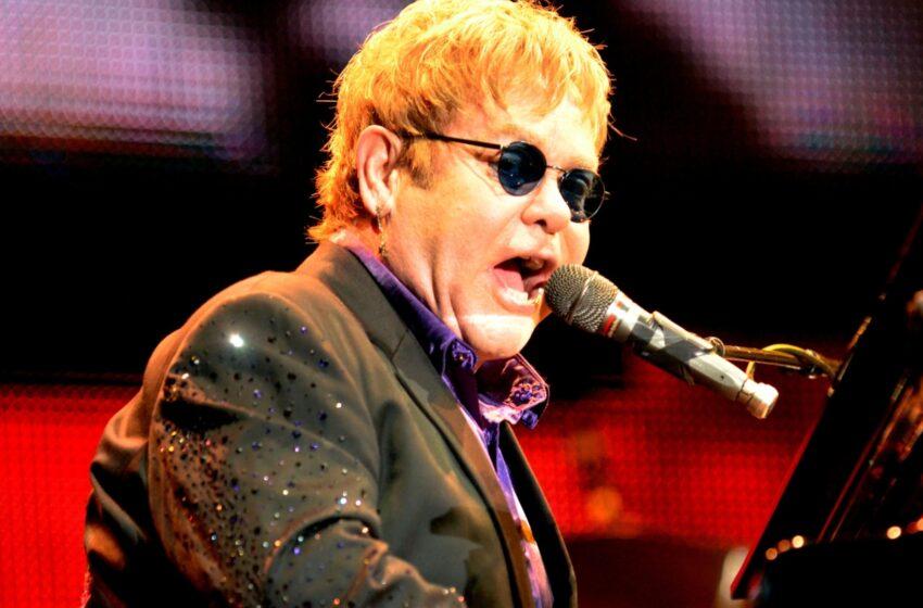 'Wonderful Crazy Night': novo disco de Sir Elton Jhon