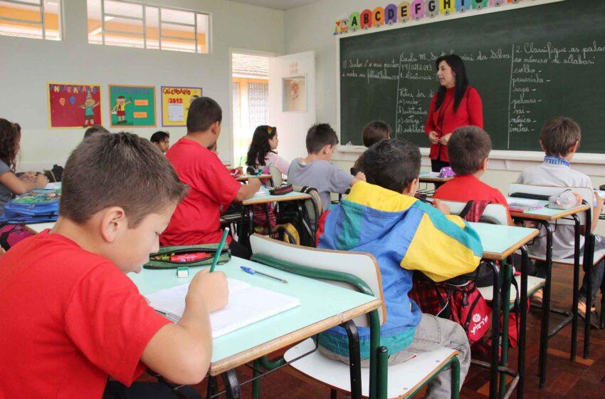 Definido calendário escolar em Vacaria