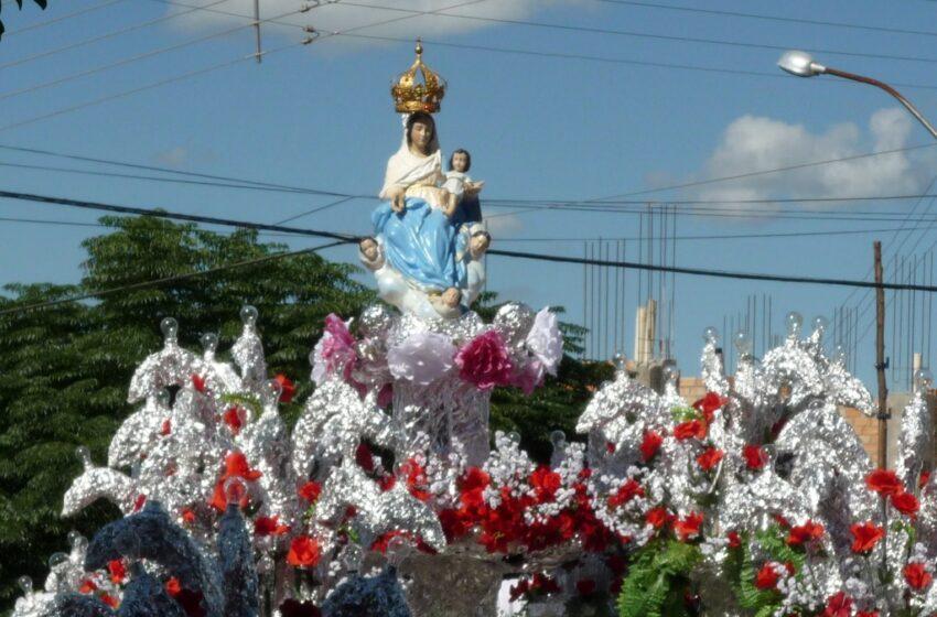 Milhares de romeiros participam no final de semana da Romaria a Nossa Senhora Consoladora de Ibiaça