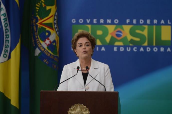 """Dilma repudia """"uso abusivo de vazamentos como arma política"""""""
