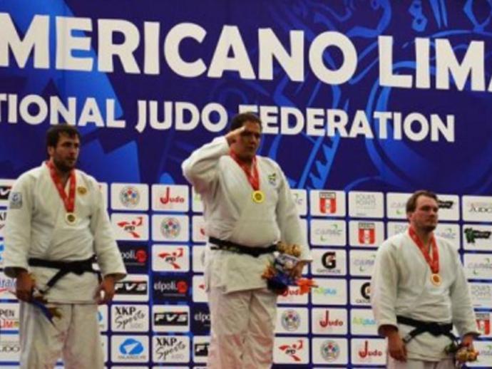 Judô: Brasil fecha Pan-Americano de Lima em 2º, com 7 pódios