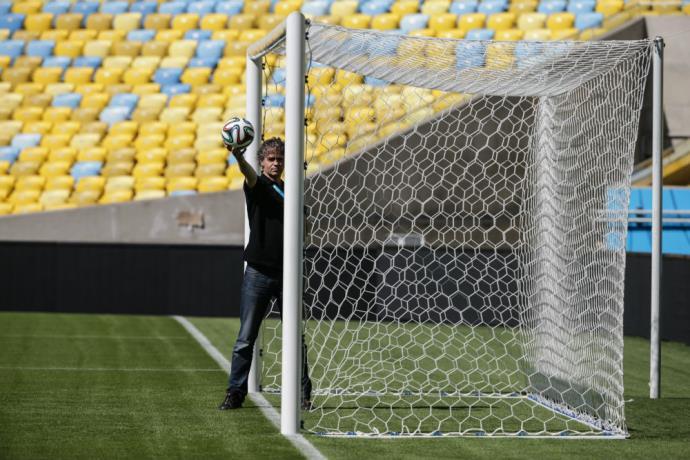 Normas para uso de TV no auxílio a árbitros no futebol brasileiro saem até julho