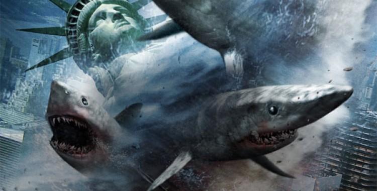 Ian Ziering, Tara Reid e David Hasselhoff retornam em 'Sharknado 4'