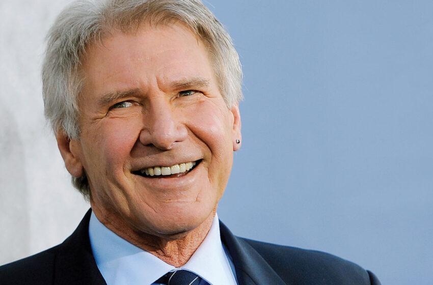 """Harrison Ford voltará a viver """"Indiana Jones"""" em 2019"""