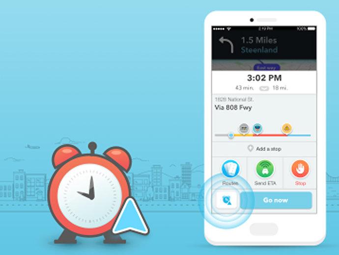 Waze lança recurso que avisa melhor horário para sair de casa
