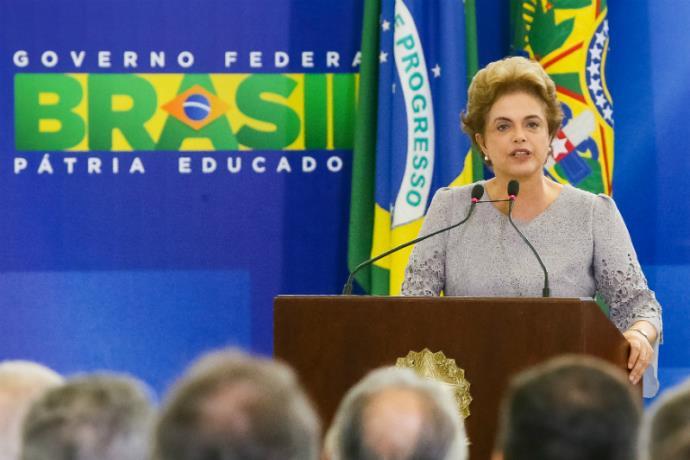 """Dilma Rousseff: """"Eu jamais renunciarei"""""""