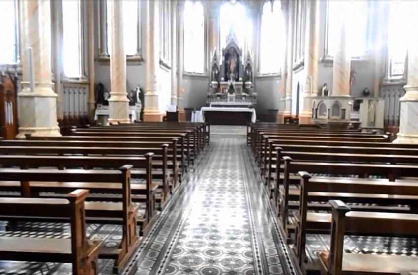 Programação das Paróquias de Vacaria na Semana Santa