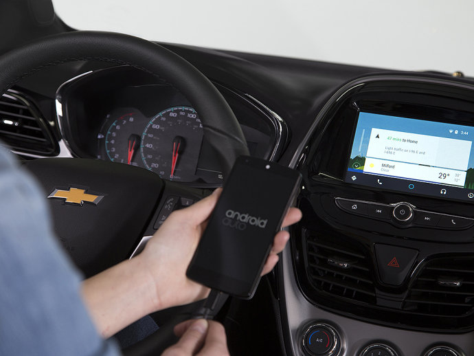 Google lança Android adaptado para carros no Brasil